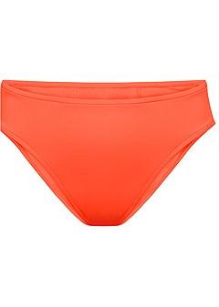 high waist moderate bottom