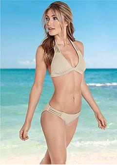 alluring bikini top