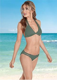 alluring bikini bottom