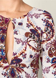 Alternate view Paisley Boho Dress
