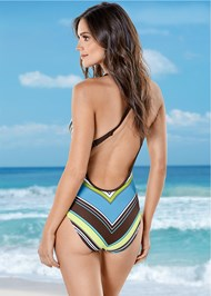 Curvaceous One-Piece