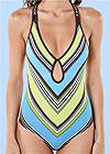Alternate view Curvaceous One-Piece