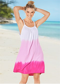 ombre cover-up
