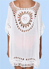 Alternate view Crochet Detail Cover-Up