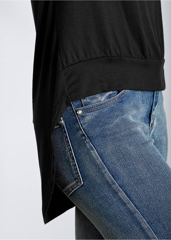 Alternate view Sleeve Detail Top