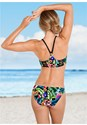 Back View Low Rise Bikini Bottom