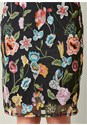Alternate view Embroidered Floral Dress