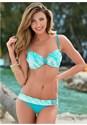 Front view Underwire Bikini Bra
