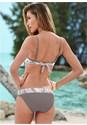 Back view Underwire Bikini Bra