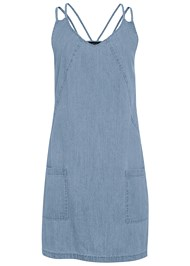 Alternate view Chambray Mini Dress