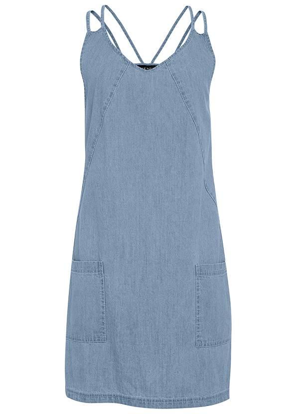 Alternate view Chambray Mini Dress