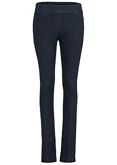 slimming bootcut jeggings