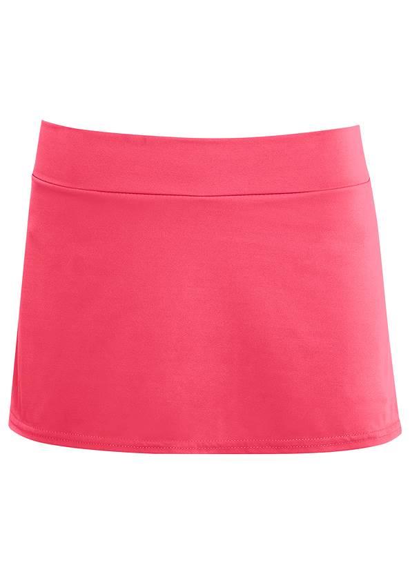 Alternate view Mid Rise Swim Skirt Bikini Bottom