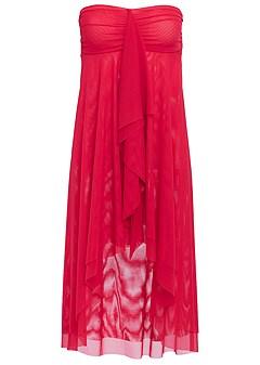 mesh dress/skirt