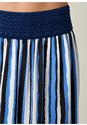 Alternate view Striped Maxi Skirt
