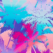 Pop Art Palms (PTM)