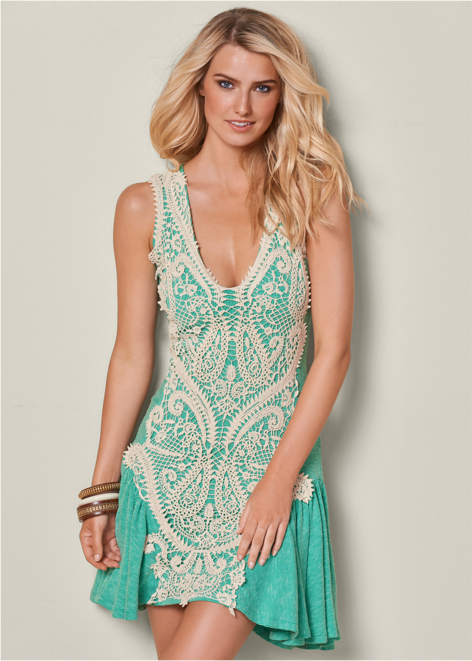 Turquoise Cocktail Dresses for Women