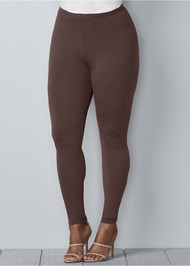 Front View Basic Leggings