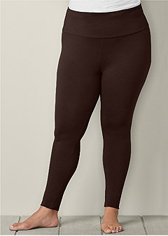 plus size slimming leggings
