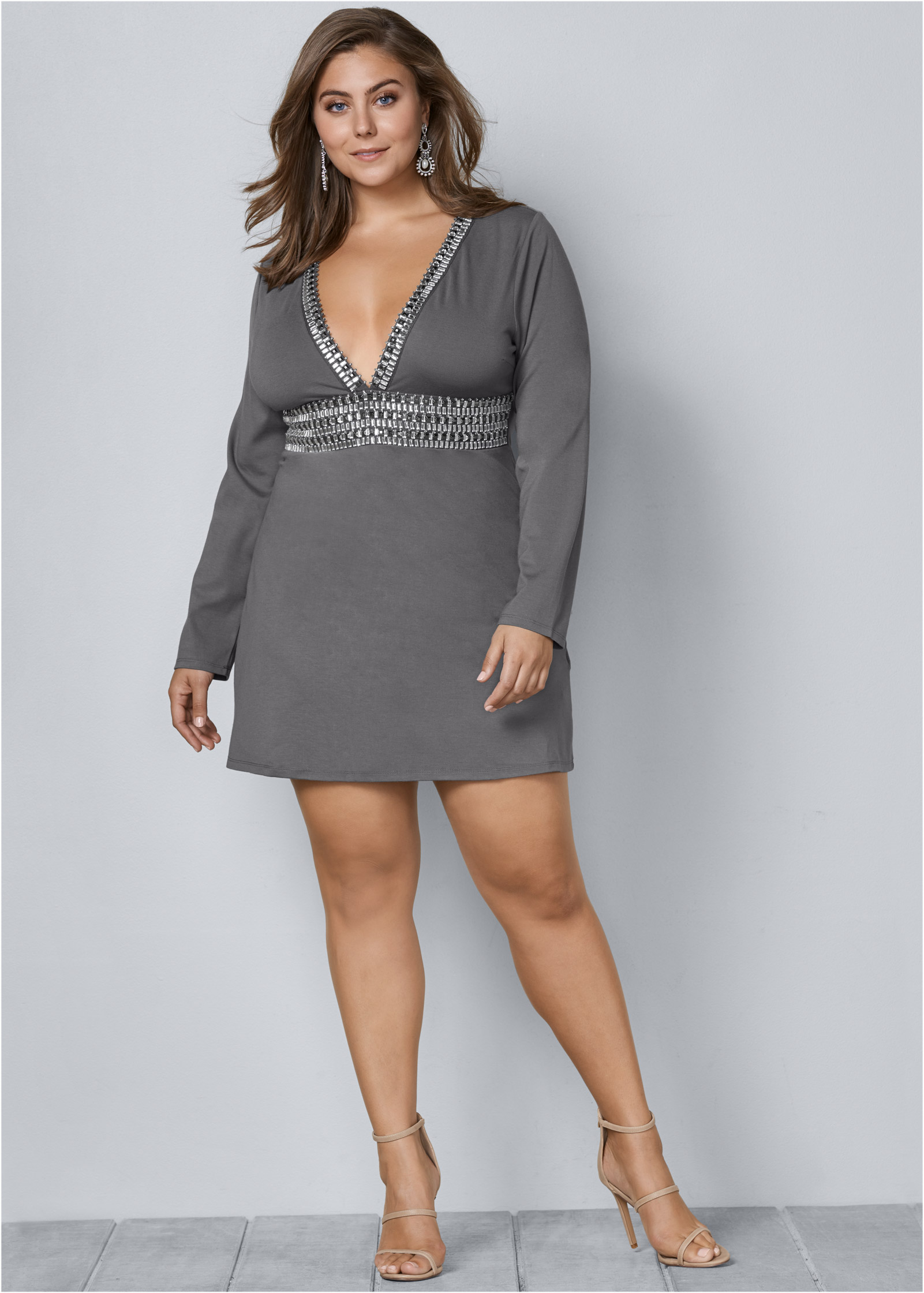 Plus Size Cocktail Separates