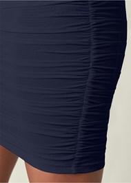 Alternate view Neck Detail Bodycon Dress