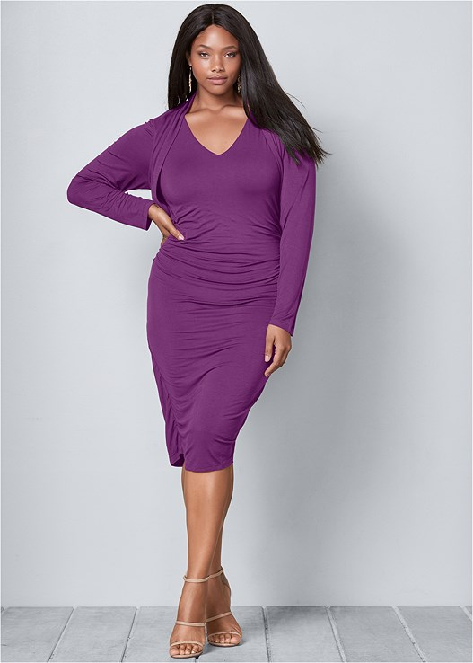 Plus Size Dresses: Party, Casual & Work Dresses - VENUS