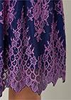 Alternate View Cold Shoulder Lace Dress