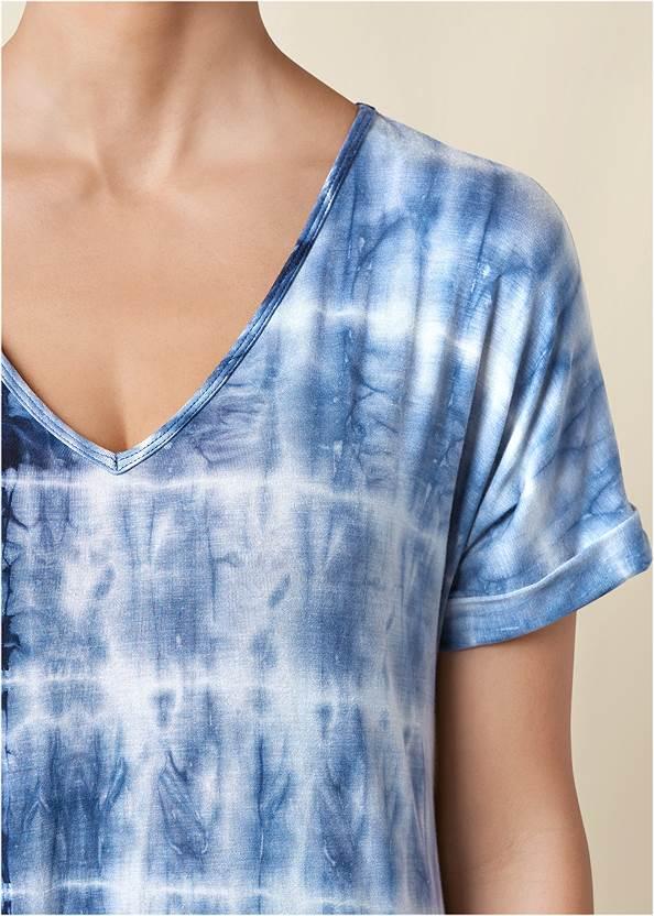 Alternate View Casual T-Shirt Maxi Dress
