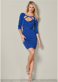 Alternate view Bandage Cut Out Dress