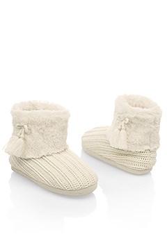 slipper booties