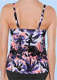 Alternate view Tropical Tankini Set