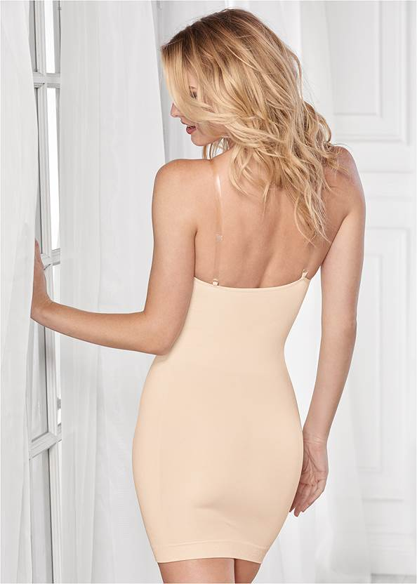 Back view Confidence Seamless Dress