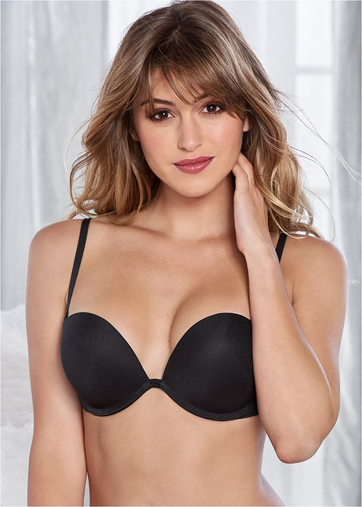 KISSABLE CONVERTIBLE BRA,LACE TOP BRIEF 5 FOR $29