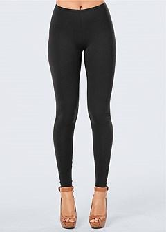 basic leggings in black venus