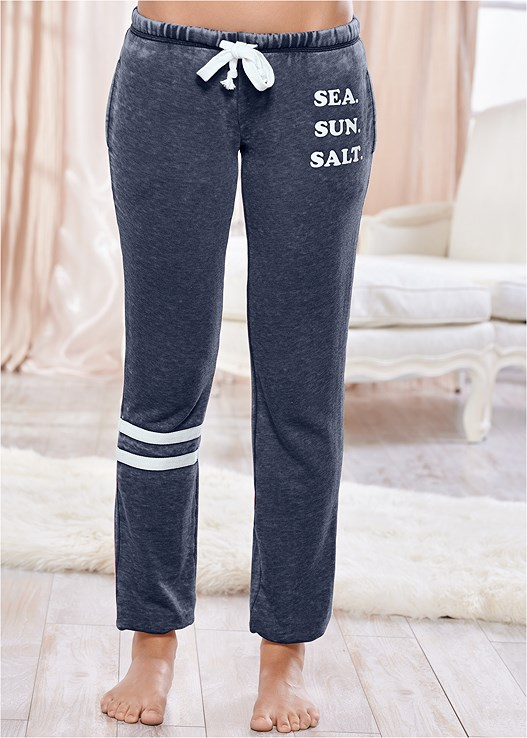 SEA SUN SALT SWEATPANTS