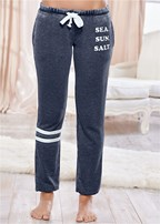 sea sun salt sweatpant