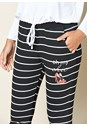 Alternate View Graphic Jogger Pajama Set