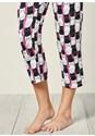 Alternate View Pocket Tee Capri Pajama Set