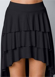 Alternate view Ruffle High Low Skirt