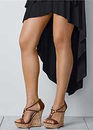 Alternate view Ruffle High Low Skirt