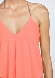 Alternate view Ruffle Detail Tank