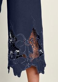 Alternate view Lace Detail Jumpsuit
