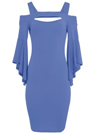 Alternate view Cold Shoulder Bodycon Dress