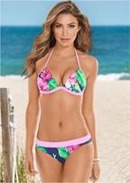 fold waist bikini bottom