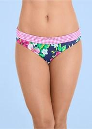 Alternate view Fold Waist Bikini Bottom