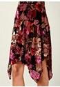 Alternate view Floral Burnout Dress
