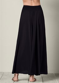 BACK VIEW Wide Leg Pants