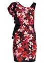 Alternate view One Shoulder Floral Dress