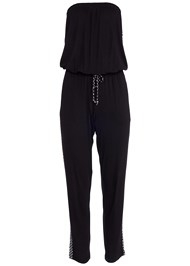 Alternate view Casual Strapless Jumpsuit