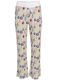 Alternate View Printed Pajama Pants